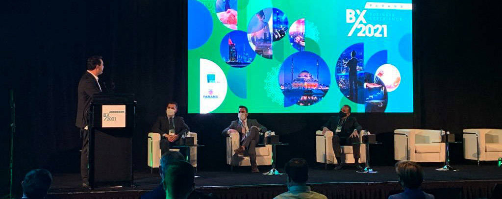 Projetos das empresas de wellness, TI e infraestrutura fecham o Paraná BX, em Dubai