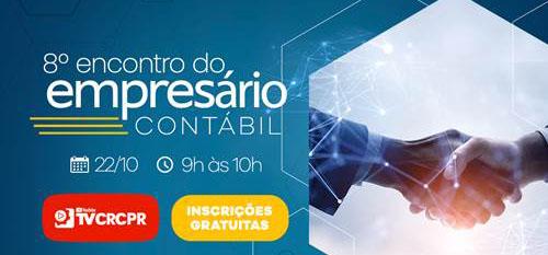 Inscreva-se gratuitamente no 8º Encontro do Empresário Contábil